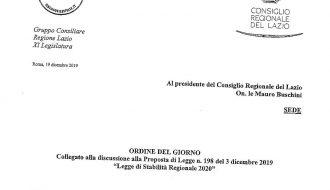 ODG – Riconoscimento della Lingua dei Segni (L.I.S.) nell'Amministrazione regionale